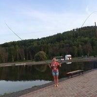 Photo taken at Золотая Рыбка by Svetlana S. on 5/24/2014