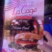 Photo taken at La Cage by Winder B. on 8/7/2013
