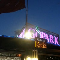 Photo prise au Gopark Cafe par Hülya B. le7/15/2013