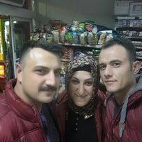 Photo taken at Pınar  Süper Market by Nazlı Karataş Güngör on 11/15/2015