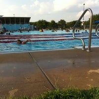 Photo taken at Dove Springs Recreation Center by Cassandra L. on 7/6/2013