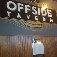 Photo taken at Offside Tavern by Whitney T. on 5/29/2017