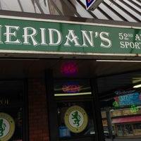 Photo taken at Sheridans 52 Avenue Sports Bar by J D. on 5/19/2013