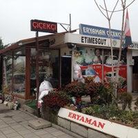 Photo taken at Eryaman Çiçekçilik by Mert K. on 12/20/2014