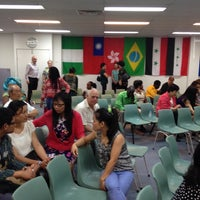 Photo taken at Jesus Family Centre by Anthony R. on 3/8/2014