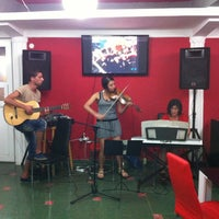 Photo taken at Monroe Lounge Bar by Çağlar Ö. on 8/9/2013