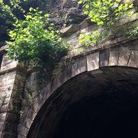 Photo taken at Paw Paw Tunnel by Cori G. on 6/22/2014