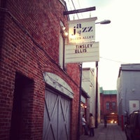 Photo taken at Blues Alley by Cori G. on 5/16/2013