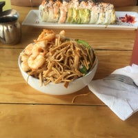 Photo taken at The Sushi & Salads, Co. by Mitzi G. on 6/1/2017