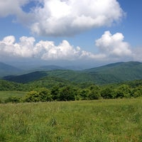 Photo taken at Max Patch by LeiLani G. on 6/22/2013