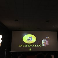 Photo taken at UCI Cinemas by Claudia F. on 8/10/2016