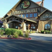 Photo taken at Bass Pro Shops by Sandy H. on 11/20/2012