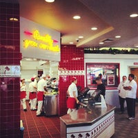 Photo taken at In-N-Out Burger by Lance R. on 12/20/2012