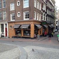 Photo taken at Café Van Zuylen by Forrie V. on 3/28/2013