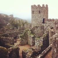 Foto tomada en Castillo de los Moros por Anneke N. el 2/18/2013
