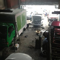 Photo taken at N-Gage Autoworks by Alfred L. on 8/2/2013
