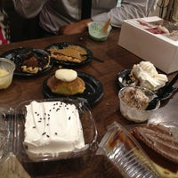 Photo taken at Homemade Ice Cream and Pie Kitchen by Jimmie M. on 10/6/2013