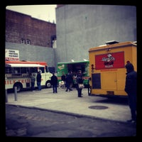 Photo taken at DUMBO Food Truck Lot by Elif B. on 4/30/2013