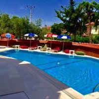 Photo taken at Nehir Apart Hotel by Berşan Ö. on 2/26/2017