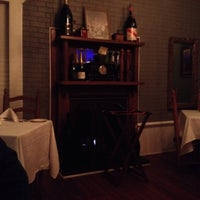 Photo taken at The Brentwood Restaurant & Wine Bistro by Marie L. on 2/27/2014