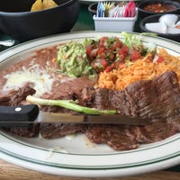 Photo taken at El Paraiso Mexican Grill by PATRICIA C. on 12/4/2015