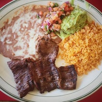 Photo taken at El Paraiso Mexican Grill by PATRICIA C. on 5/9/2016