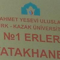 Photo taken at Filoloji Kafeteryasi by hasan y. on 3/15/2013