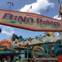 Photo taken at DinoLand U.S.A. by gLoJo P. on 5/20/2013