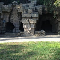Photo taken at The Old Zoo by Tati on 3/17/2013