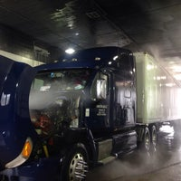 Photo taken at Blue Beacon Truck Wash by Tammy (Asphalt Cowgirl) W. on 5/11/2014