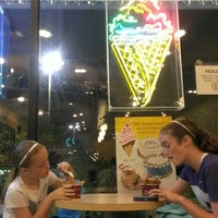 Photo taken at Marble Slab Creamery by Paul C. on 7/4/2013