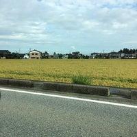 Photo taken at 富山県のヘソ by Ayu…☆ on 8/23/2015