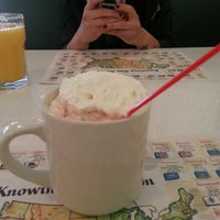 Photo taken at Blue Plate Diner by Nicole F. on 3/30/2013