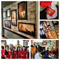 Photo taken at Highlands Coffee by Highlands C. on 7/18/2013