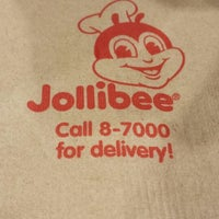 Photo taken at Jollibee by Linrose C. on 6/11/2013