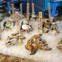 Photo taken at Eventide Oyster Co. by Samantha S. on 7/10/2013