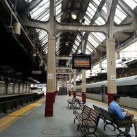 Photo taken at Newark Penn Station by Ron C. on 5/22/2013