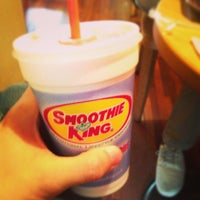 Photo taken at Smoothie King by Paul C. on 3/2/2013