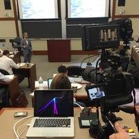 Photo taken at Columbia University School of Social Work by Derek I. on 6/7/2016