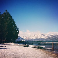 Photo taken at South Lake Tahoe Recreation Area by James C. on 2/23/2013