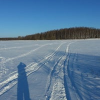 Photo taken at Кузьма Демьян ( Отдыхаем В Палаточках) by Vladimir A. on 3/25/2013