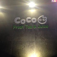 Photo prise au CoCo Fresh Tea & Juice par Evelyn Y. le9/25/2013