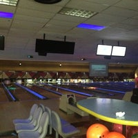 Photo taken at Bowlero Queens by Evelyn Y. on 7/19/2013