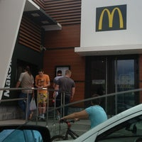 Photo taken at McDonald's by Oksana P. on 6/16/2013