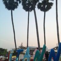 Photo taken at TonTann Market by Man S. on 3/30/2013