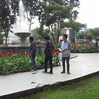 Photo taken at Taman Kalimantan by Galang A. on 3/27/2013