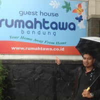 Photo taken at Rumah Tawa Guesthouse by Fairus M. on 11/26/2012