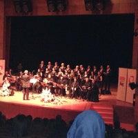 Photo taken at Batman  Kültür Merkezi Konser by CAN I. on 4/23/2013