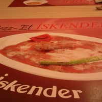 Photo taken at Lezz Et İskender by Busra S. on 6/23/2013