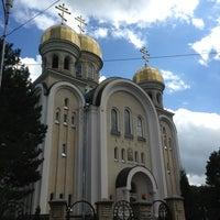 Photo taken at Свято-Никольский Собор by Роман Г. on 9/2/2013